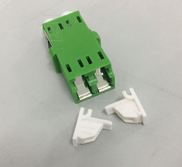 LC APC Adapter Singlemode Laserschutz innen