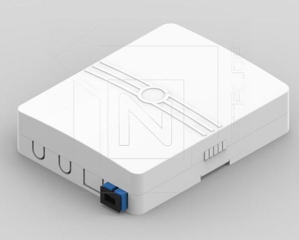 FTTH Connection Box für 2 Adapter