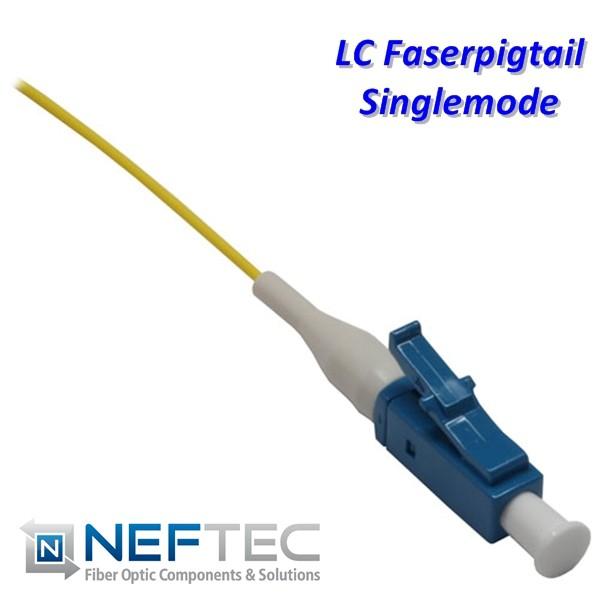 LC Pigtail Singlemode 9/125