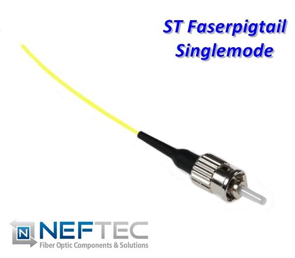 ST Pigtail Singlemode 9/125