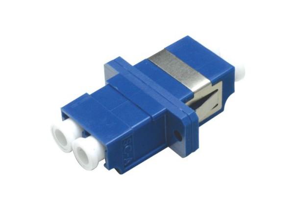 LC Duplex Adapter Singlemode