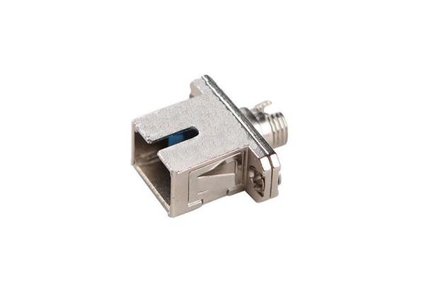 FC APC - SC APC Simplex Adapter