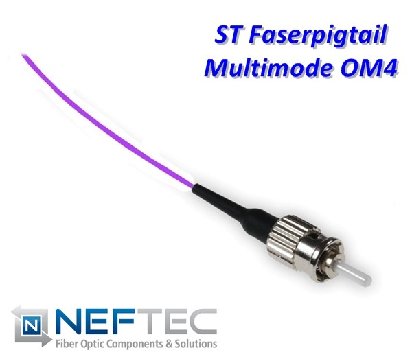 ST Pigtail Multimode
