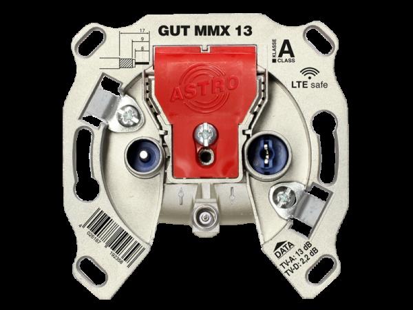 ASTRO GUT MMX 13 Modem-Durchgangsdose