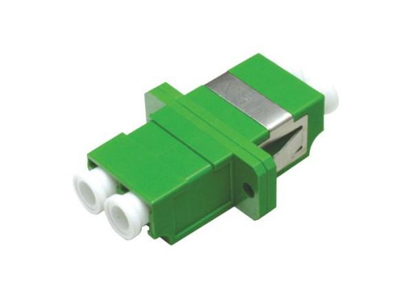 LC Duplex Adapter Singlemode APC