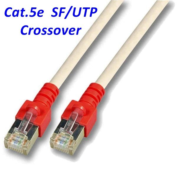 Crossover Patchkabel Cat.5